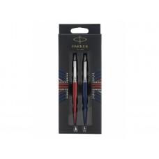 Комплект Паркер Parker Royal Jotter химикалка+гел, блистер