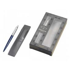 Химикалка Паркер Parker Royal Jotter Royal Blue CT в подаръчна кутия с тефтер